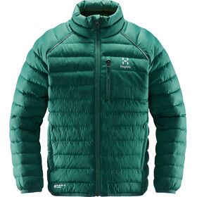 Haglöfs Essens Mimic Jacket Ungdomar Willow Green